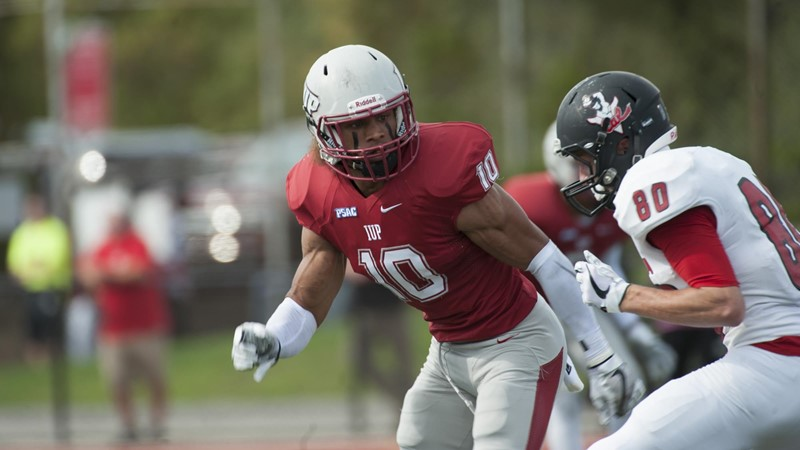 best service f8027 e7f30 Max Redfield heading to 2018 NFL Scouting Combine - Indiana ...