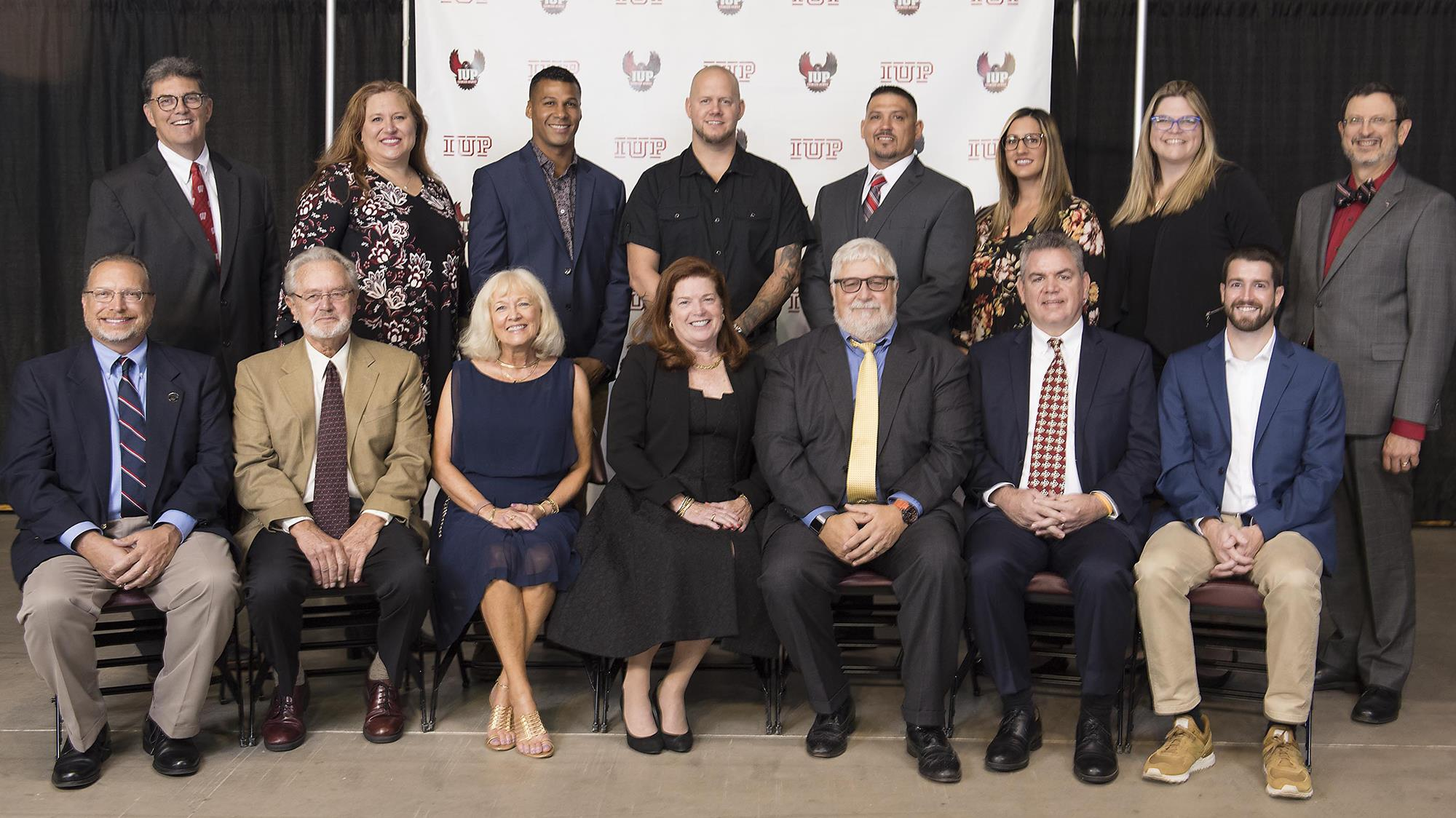 IUP Athletics inducts 2018 Hall of Fame Class Saturday - Indiana ... 3b5fa40c5